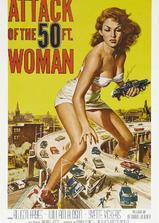 女巨人复仇记海报