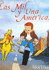克里斯梦游美洲海报