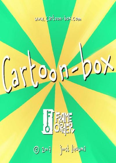 卡通盒子 第一季海报