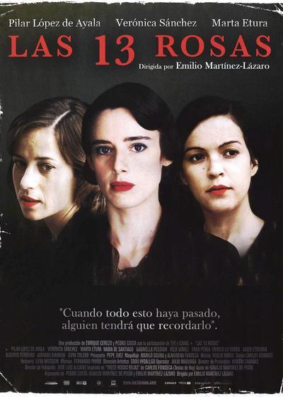 13朵玫瑰海报
