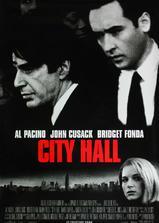 市政大厅海报