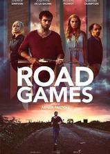 公路游戏海报