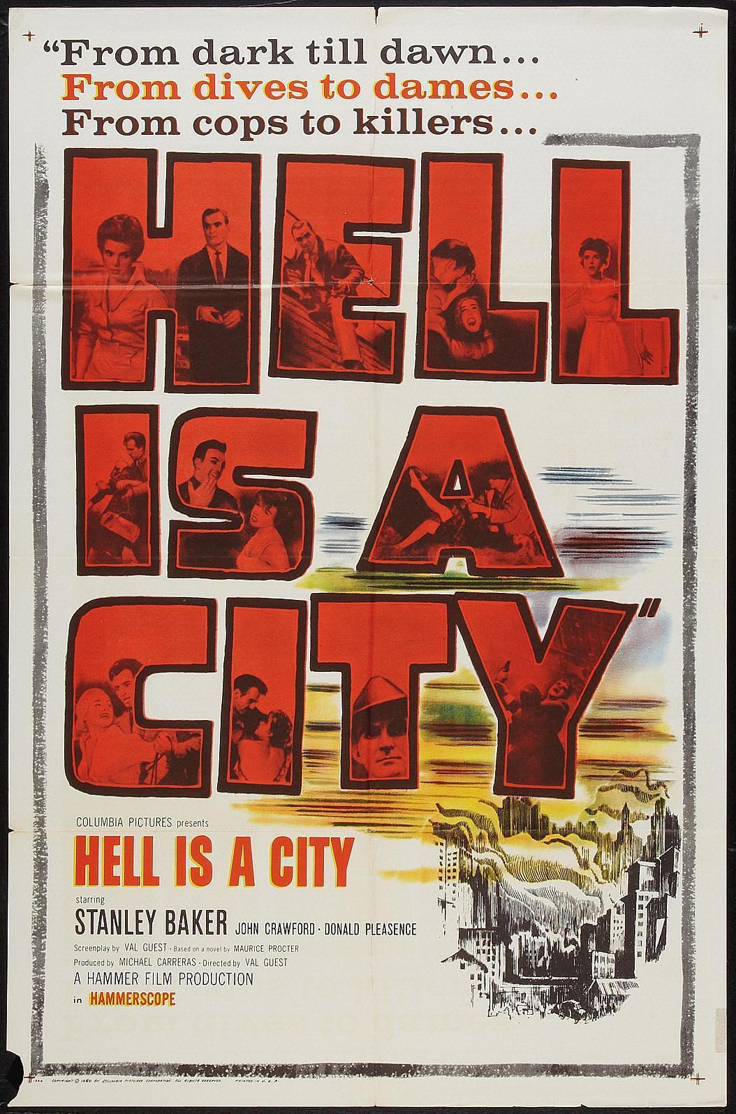 地狱是一座城市