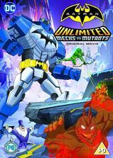 蝙蝠侠无极限:机甲大战变种异煞海报