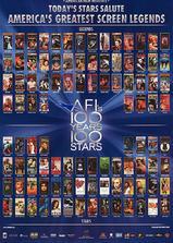 好莱坞百年百个明星海报