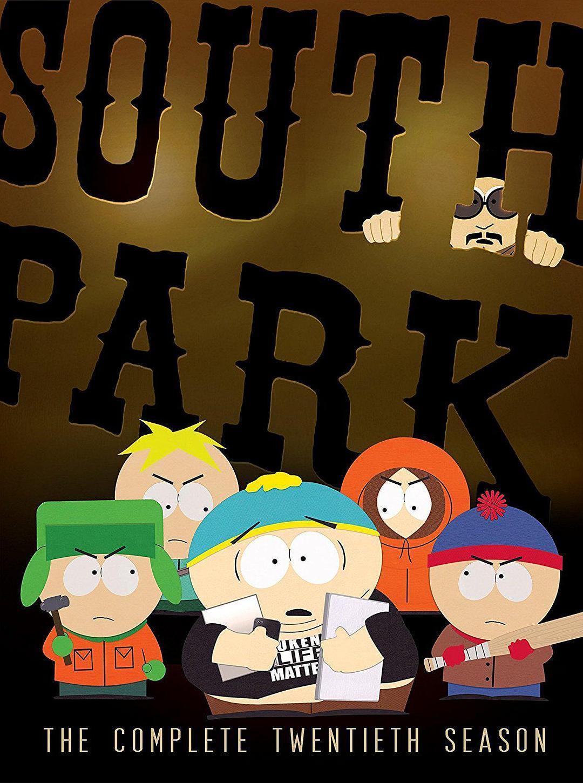 南方公园 第二十季