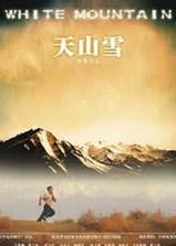 天山雪海报