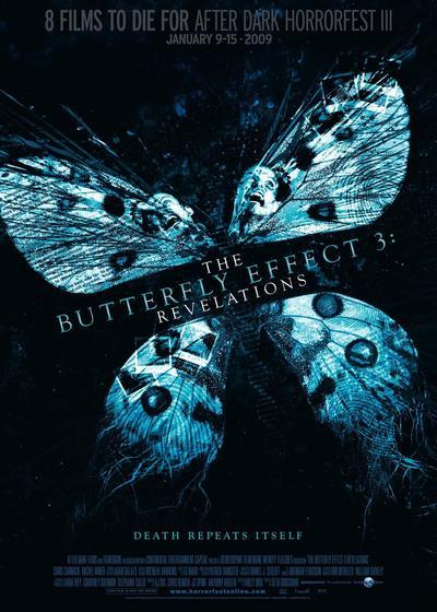 蝴蝶效应3:启示海报