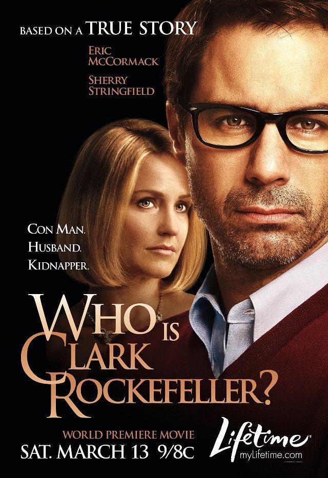 克拉克·洛克菲勒是谁?