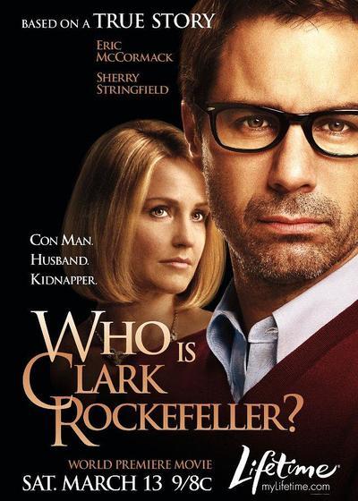 克拉克·洛克菲勒是谁?海报