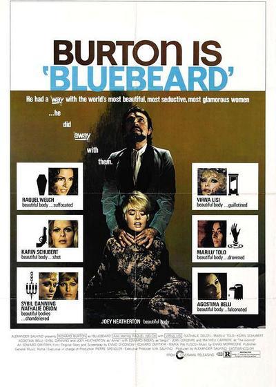 蓝胡子海报