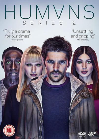 真实的人类 第二季海报