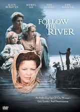 沿着河走海报