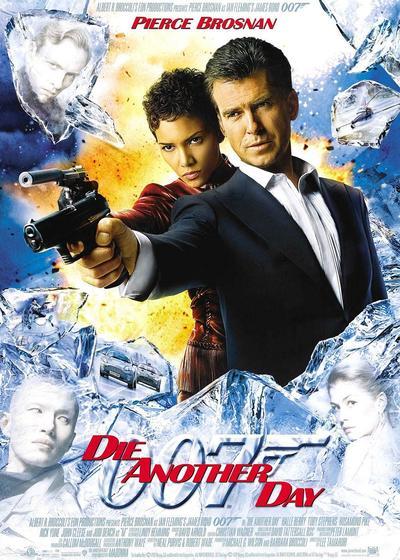 007之择日而亡海报
