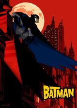 新蝙蝠侠 第一季海报