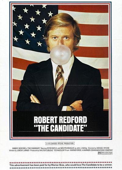 候选人海报