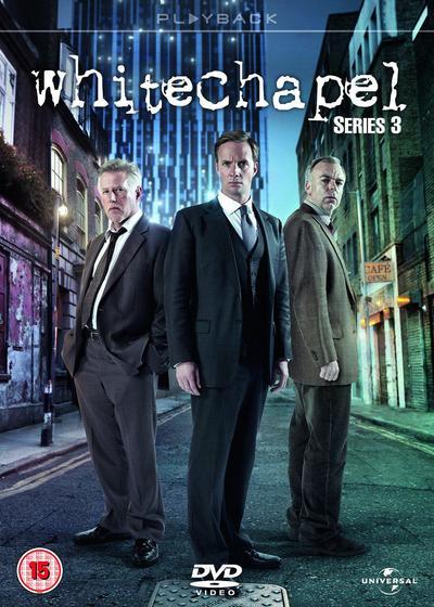 白教堂血案 第三季海报
