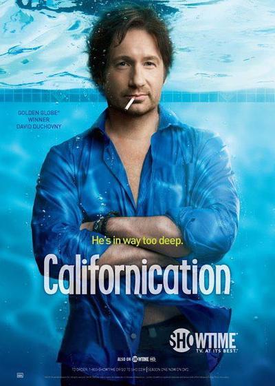 加州靡情  第二季海报