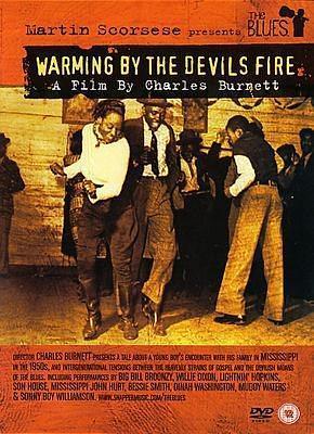 在恶魔的火旁取暖海报
