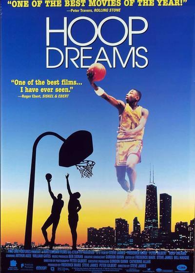 篮球梦海报