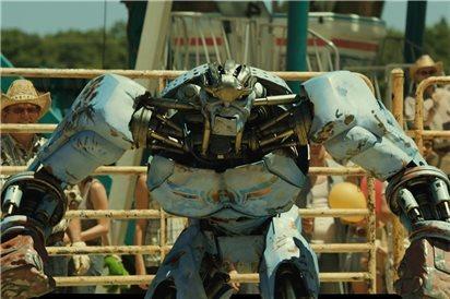 机器人互相爆头,铁甲钢拳帅炸天!