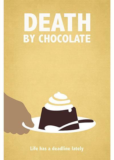 致命巧克力海报