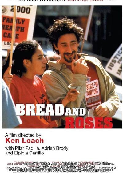 面包与玫瑰海报