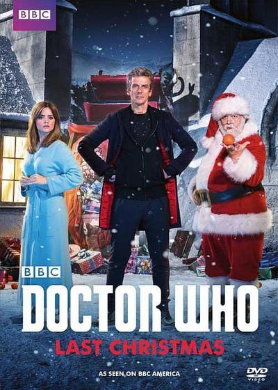 神秘博士:最后的圣诞海报