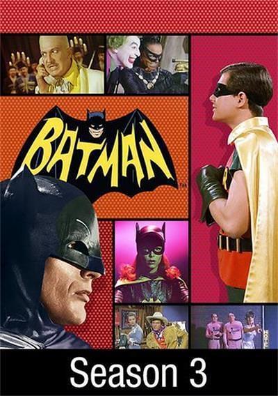 蝙蝠侠 第三季
