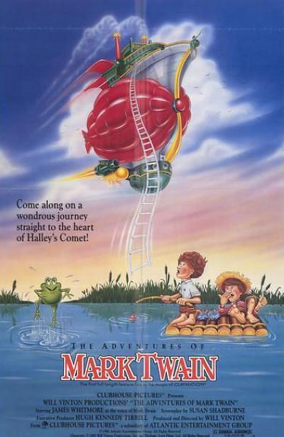 马克·吐温的冒险旅程