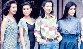 《大时代》七大绝色现状:周慧敏嫁人李丽珍离婚,她早逝