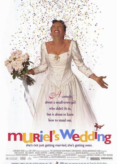 穆丽尔的婚礼海报