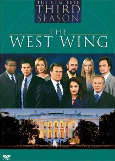 白宫风云  第三季海报