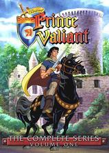 瓦利安特王子传奇海报