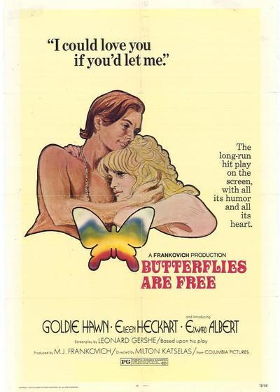 蝴蝶小姐海报
