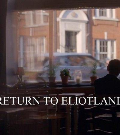 回归艾略特的世界海报