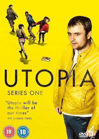 乌托邦 第一季海报