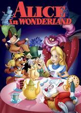 爱丽丝梦游仙境海报