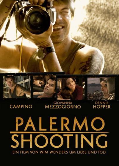 帕勒莫枪击案海报