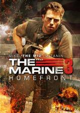 海军陆战队员3:国土防线海报