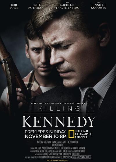 刺杀肯尼迪海报